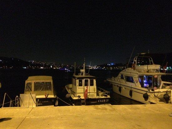 Istanbul City Port : port
