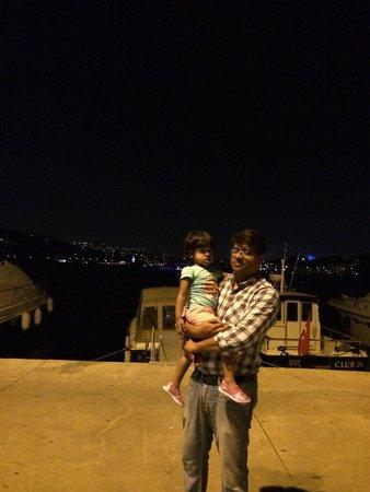 Istanbul City Port : razowana