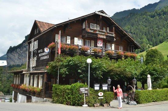 Steinbock: The Restaurant