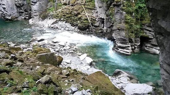 Coquihalla Canyon Provincial Park: Coquihalla River