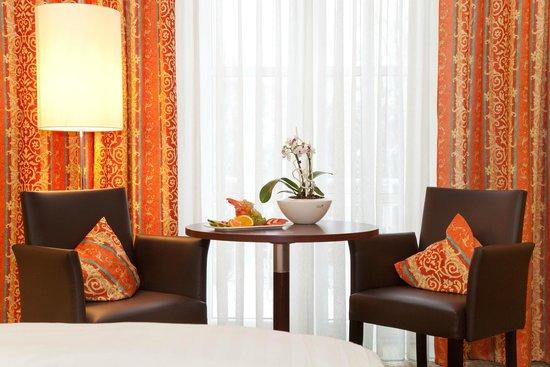 relexa hotel Bad Steben: Doppelzimmer