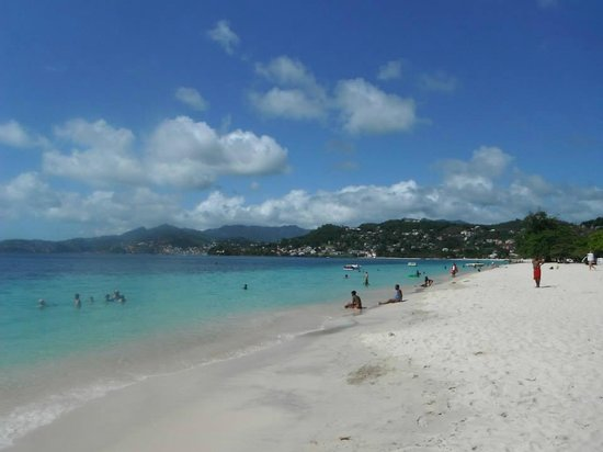 Sandals LaSource Grenada Resort and Spa : Great Anse Bech