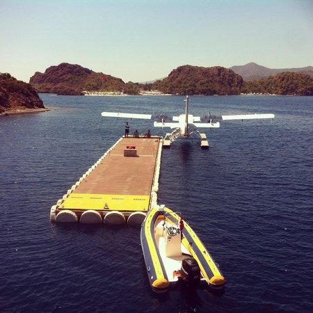 D Maris Bay: D Hotel Marin - VIP transfer