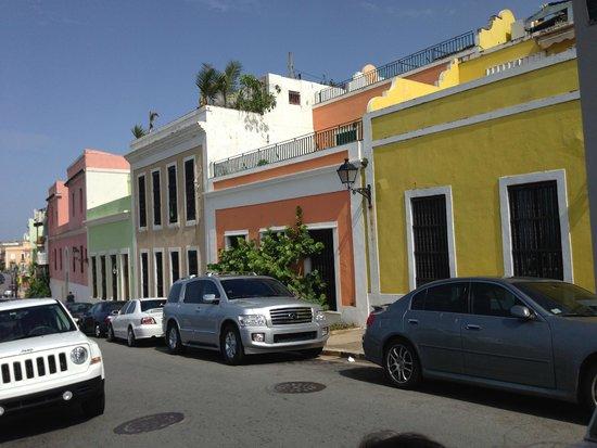 San Juan Marriott Resort & Stellaris Casino: old san juan sightseeing
