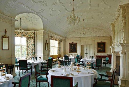 Hanbury Manor Marriott Hotel & Country Club: Afternoon Tea at Zodiac