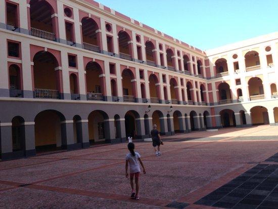San Juan Marriott Resort & Stellaris Casino: Old San Juan