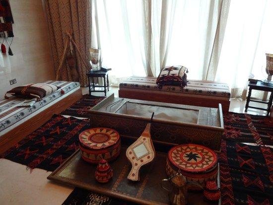 Movenpick Hotel Al Khobar: Waiting Area near the reception