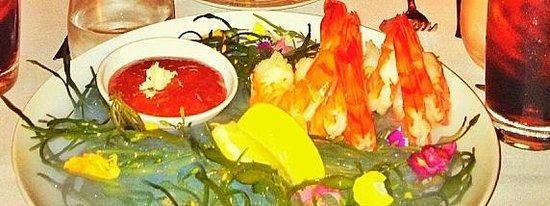 Spagos Shrimp Cocktail