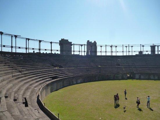 Plaza de Toros: Vista interna