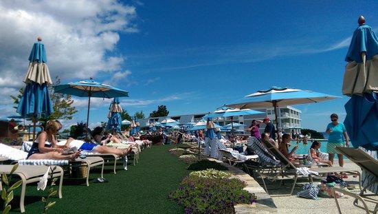 Samoset Resort On The Ocean: Outdoor Pool