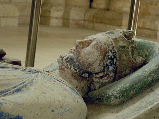 Abbaye Royale de Fontevraud : il sonno di Richard Lionheart