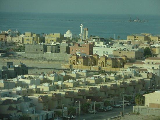 Mövenpick Hotel Al Khobar: View from Room