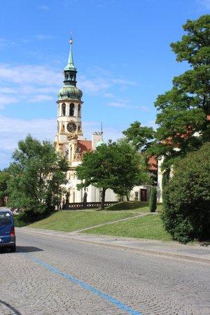 The Prague Loreto: Лорета