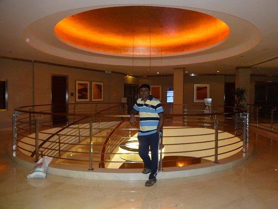 Movenpick Hotel Al Khobar : Outside the Rooms