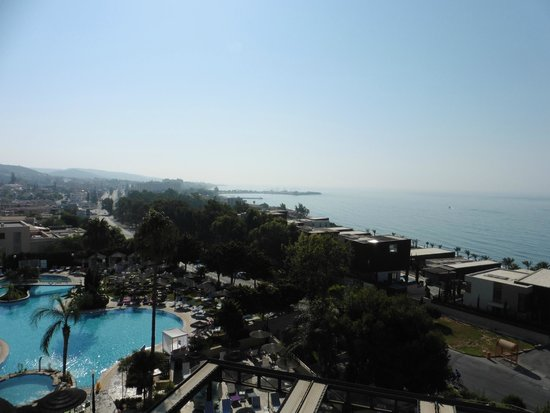 Atlantica Bay Hotel: A View from our rom