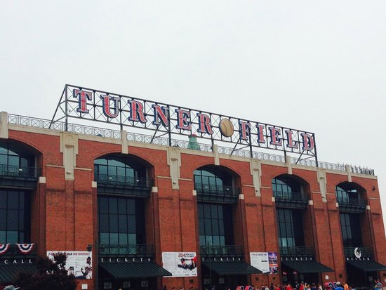 Turner Field : Entrance