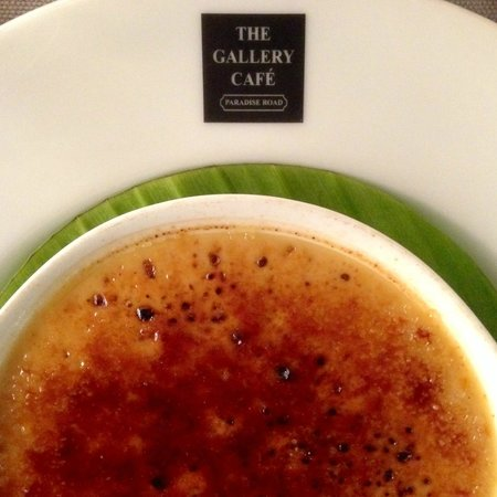 Paradise Road the Gallery Cafe : jaggery
