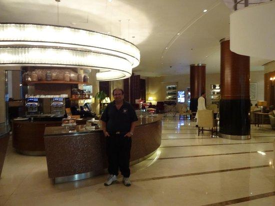 Movenpick Hotel Al Khobar : Lobby
