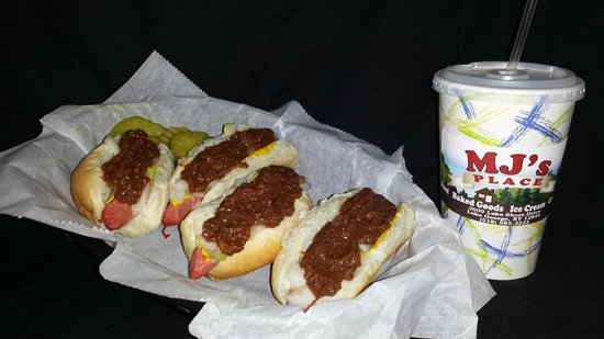 Mj's Place Burgers, Dogs & More
