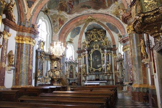 The Prague Loreto: Костел Рождества Христова (Kostel Narození Páně)