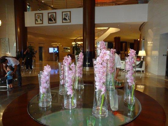 Movenpick Hotel Al Khobar : Reception Area