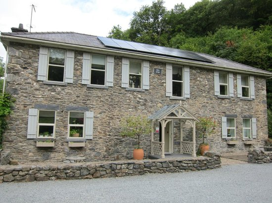 Afon Gwyn Country House : THE STONE BUILDING