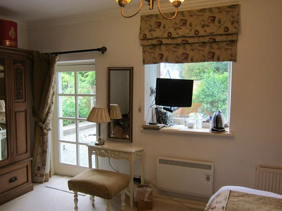 Afon Gwyn Country House : LOVELY ROOM