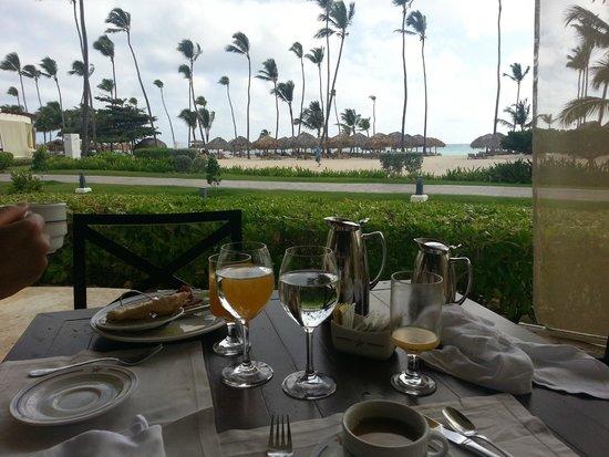 Iberostar Grand Hotel Bavaro: śniadanie