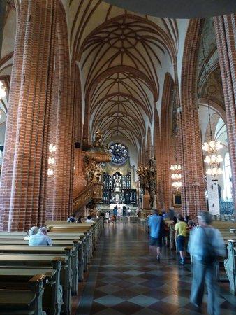 Domkirche Stockholm (St.-Nikolai-Kirche): Interno cattedrale