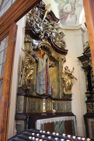 The Prague Loreto: Алтарь