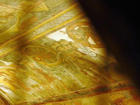 Church of Saint-Savin sur Gartempe: La cripta