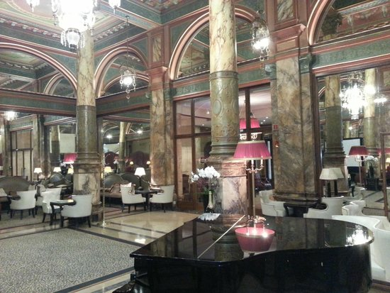 Hotel Metropole : Amazing surroundings