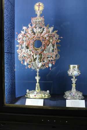 The Prague Loreto: Даровница