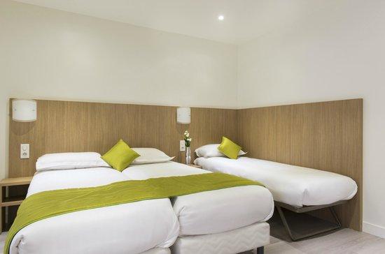 Hotel Bel Oranger Gare de Lyon : Chambre