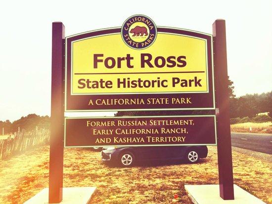 Fort Ross State Historic Park: Fort Ross