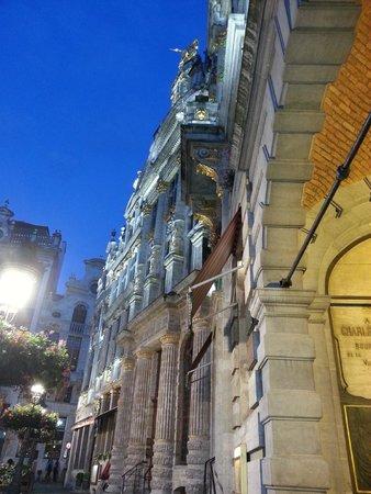 Hotel Metropole : Exterior Facade