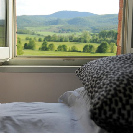 Siena House: A room with a view: Montepulciano suite