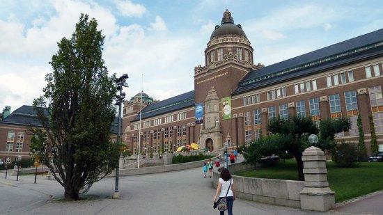 Museo Sueco de Historia Natural: Museo di storia naturale