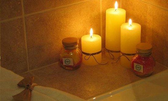 Hotel Nahuel Huapi: Cuarto de baño