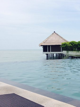 AVANI Sepang Goldcoast Resort: Pool view