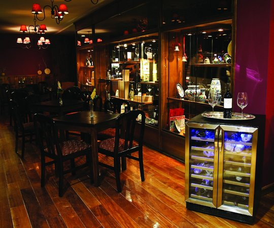 Hotel Nahuel Huapi: Wine Bar & Coffee Shop