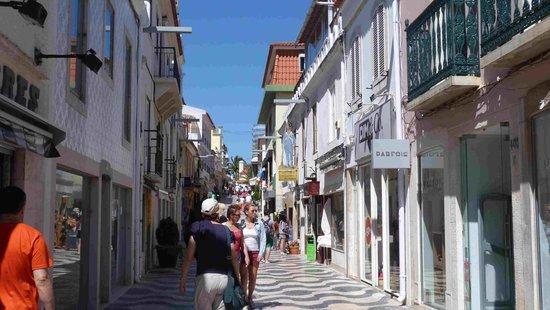 Cascais : Pedestrian street