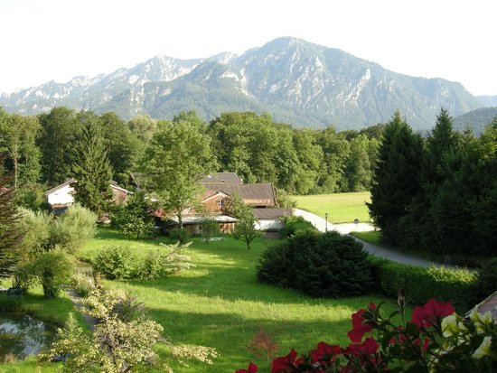 Pension Quellenhof-Peter: Gorgeous Alps, from the room!