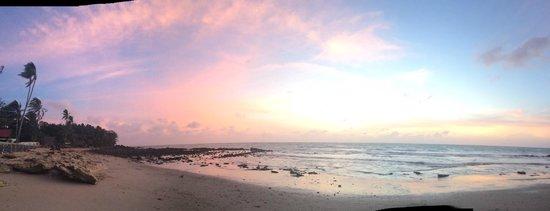 Mook Lanta Resort: Sunset 5 min walk away