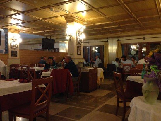 Hotel Togo Palace: Pizzeria