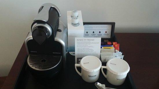 The Westin Chosun Busan : Coffee/Tea