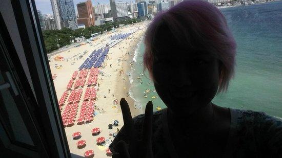 The Westin Chosun Busan : Me