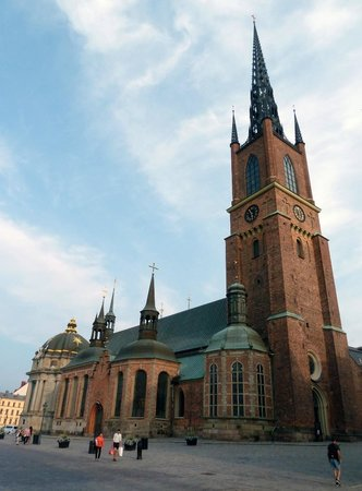 Riddarholm Church (Riddarholmskyrkan): Riddarholm Church