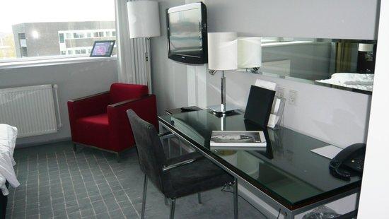 Scandic Sluseholmen : Zimmer