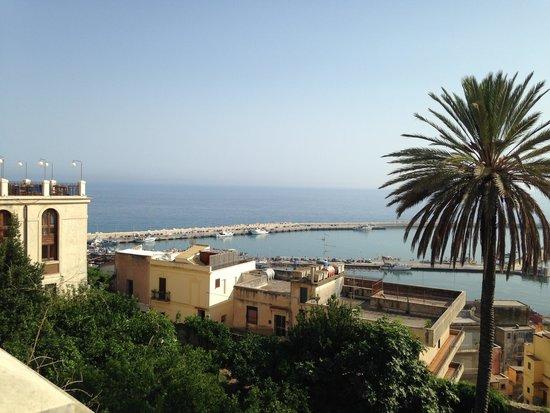 Club Lipari Hotel : le port de Sciacca